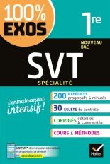 SVT 1re générale (spécialité)