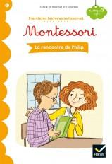 Premières lectures autonomes Montessori Niveau 3 - La rencontre de Philip
