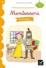 Premières lectures autonomes Montessori Niveau 3 - Mardi gras