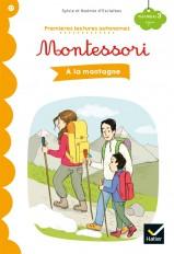 Premières lectures autonomes Montessori Niveau 3 - À la montagne
