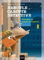 Hercule Carotte - Panique au musée du Louvre CP/CE1 6/7 ans