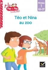 Téo et Nina GS-CP Niveau 1 - Téo et Nina au zoo
