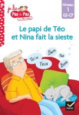 Téo et Nina GS-CP Niveau 1 - Le papi de Téo et Nina fait la sieste