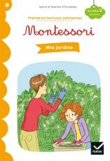 Premières lectures autonomes Montessori Niveau 3 - Mia jardine