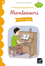 Premières lectures autonomes Montessori Niveau 3 - Après l'école