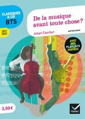 De la musique avant toute chose ? Français BTS