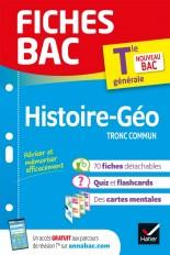 Fiches bac Histoire-Géographie Tle (tronc commun)