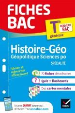 Fiches bac HGGSP Tle (spécialité)