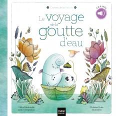 Les contes de la nature - Le voyage de la goutte d'eau 3/5 ans