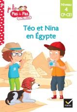 Téo et Nina CP-CE1 niveau 4 - Téo et Nina en Égypte