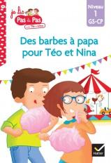 Téo et Nina GS-CP niveau 1 - Des barbes à papa pour Téo et Nina