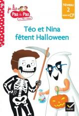Téo et Nina Milieu de CP niveau 2 - Téo et Nina fêtent Halloween