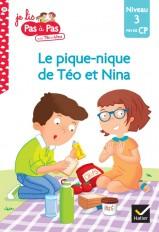 Téo et Nina Fin de CP niveau 3 - Le pique-nique de Téo et Nina