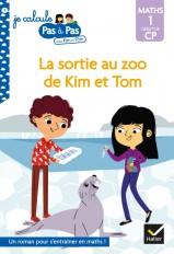 Kim et Tom Maths 1 Début de CP - La sortie au zoo de Kim et Tom