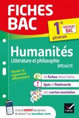 Fiches bac HLP 1re générale (spécialité) - Bac 2022
