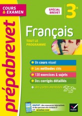 Prépabrevet Français 3e Brevet 2022