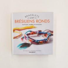 Kit bracelets brésiliens ronds