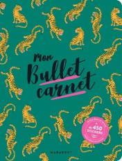 Mon bullet Carnet  - inclus 450 stickers