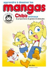 Apprendre à dessiner les mangas : les chibis - volume 4