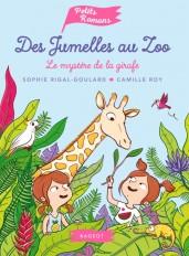 Des jumelles au zoo - Le mystère de la girafe