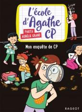 L'école d'Agathe CP - Mon enquête de CP
