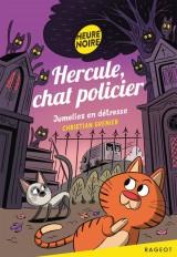 Hercule, chat policier - Jumelles en détresse