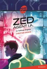 Zed, agent I.A. - Le tableau disparu