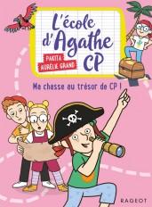 L'école d'Agathe CP - Ma chasse au trésor de CP !