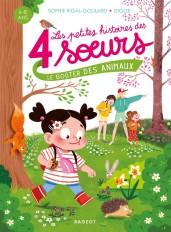 Les petites histoires des 4 soeurs - Le goûter des animaux