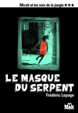 Le masque du serpent