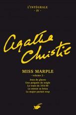 Intégrale Miss Marple volume 2