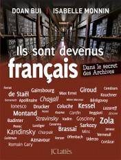 Ils sont devenus français
