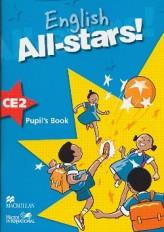 ENGLISH ALL STARS CE2 PUPIL'S BOOK CAMEROUN