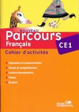 Parcours CE1 Cahier nouvelle éditions