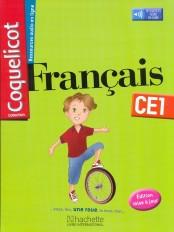 Coquelicot Français CE1 élève nouvelle édition