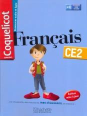 Coquelicot Français CE2 élève nouvelle édition