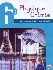 Physique-Chimie 6e RCI élève ECOLE, NATION ET DEVELOPPEMENT