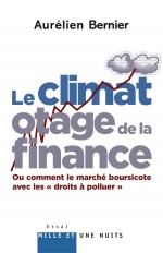 Le Climat otage de la finance