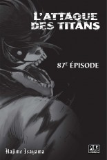 L'Attaque des Titans Chapitre 87