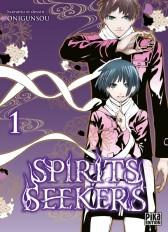 Spirits Seekers T01