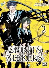 Spirits Seekers T02