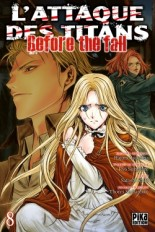 L'Attaque des Titans - Before the Fall T08