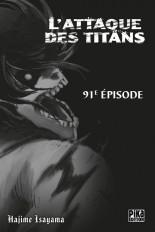 L'Attaque des Titans Chapitre 91