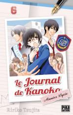 Le journal de Kanoko - Années lycée T06