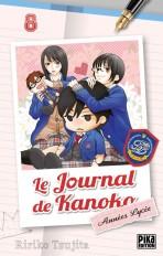 Le journal de Kanoko - Années lycée T08