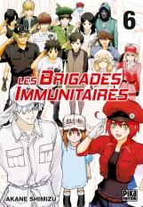 Les Brigades Immunitaires T06