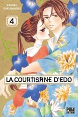 La courtisane d'Edo T04