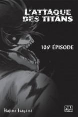 L'Attaque des Titans Chapitre 106