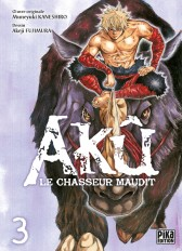 Akû, le chasseur maudit T03