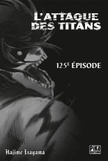 L'Attaque des Titans Chapitre 125